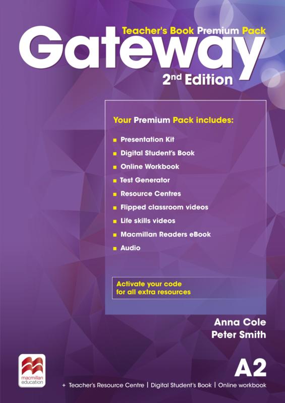 Gateway 2nd edition A2 Teacher's Book Pack