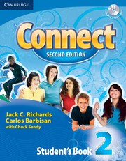 Connect Second edition Level2 Student's Book with Self-study Audio CD