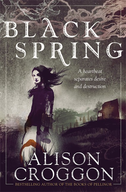 Black Spring (Alison Croggon)