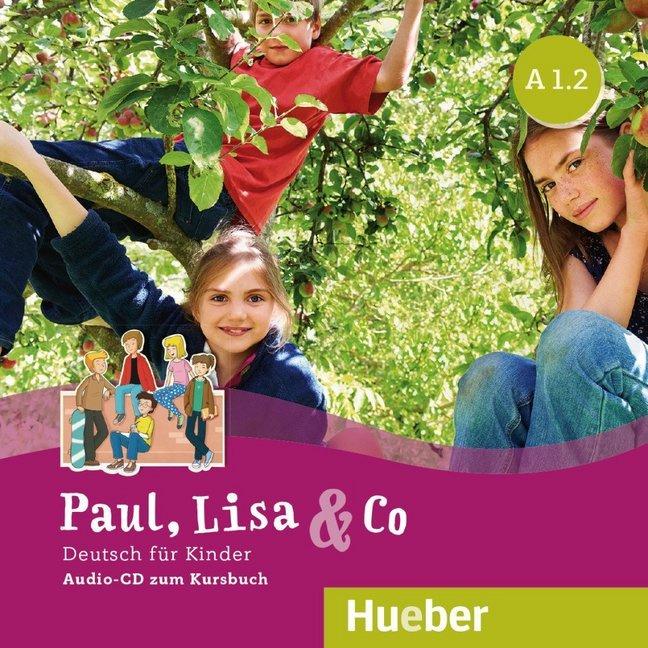 Paul, Lisa & Co A1/2 Audio-CD