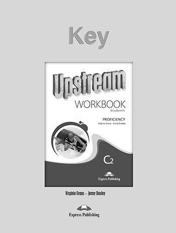 Upstream C2 Workbook Key (2nd Edition)