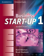 Business Start-up Level1 Student's Book