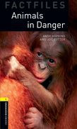 Oxford Bookworms Library Factfiles Level 1: Animals In Danger Audio Pack
