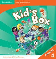 Kid's Box Updated Second edition Level4 Posters (8)