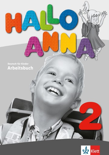 Hallo Anna 2 Werkboek