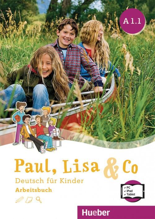 Paul Lisa & Co A1/1 –Digitale Ausgabe Werkboek