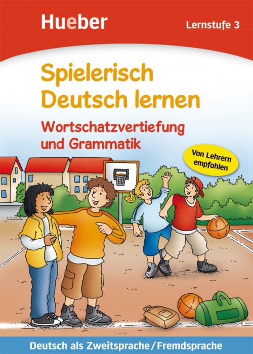 Wortschatzvertiefung und Grammatik Buch