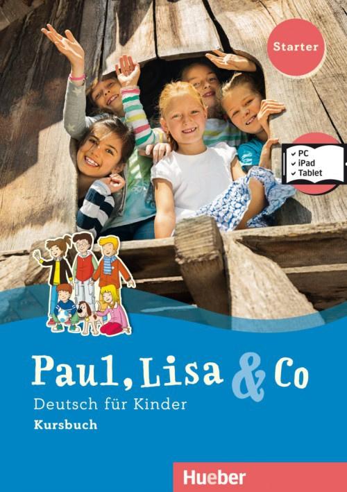 Paul Lisa & Co Starter – Digitaal Studentenboek