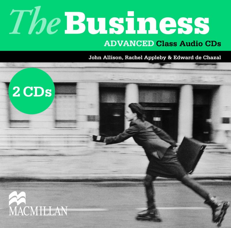 The Business Advanced Class Audio CD (2)