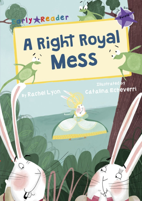 A Right Royal Mess
