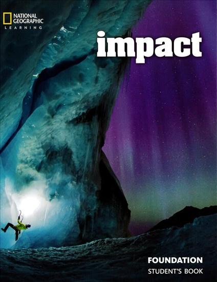 Impact Foundation Student Book + Online Workbook PAC