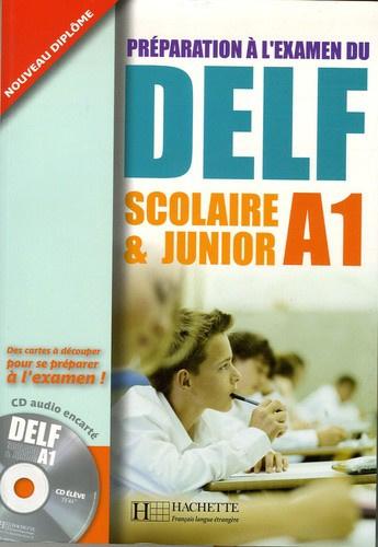 Préparation à l'examen du DELF - Scolaire et Junior A1