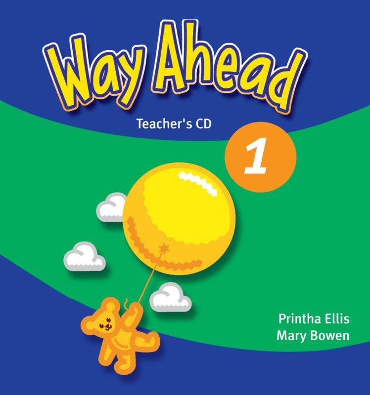 Way Ahead New Edition Level 1 Teacher's Book CD