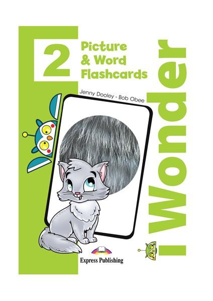 I-wonder 2 Picture & Word Flashcards (international)