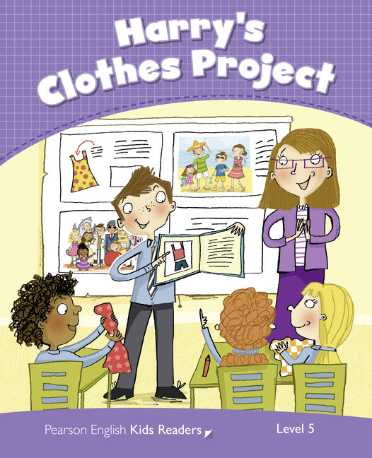 Harry's Clothes Project CLIL