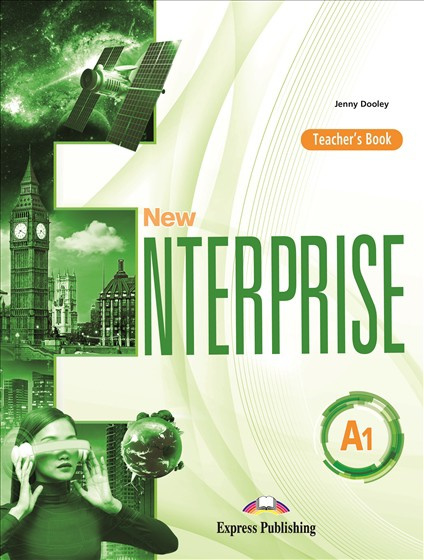 New Enterprise A1 Teacher's Book (international)