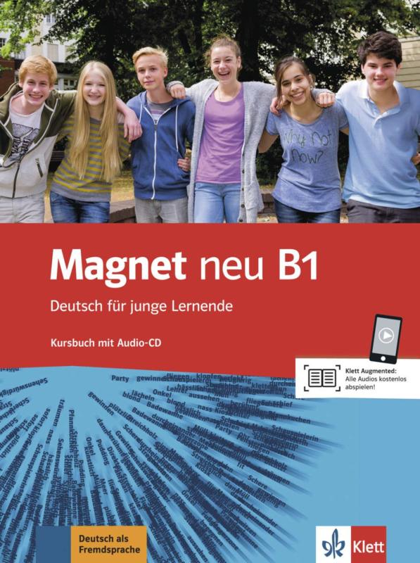 Magnet neu B1 Studentenboek met Audio-CD