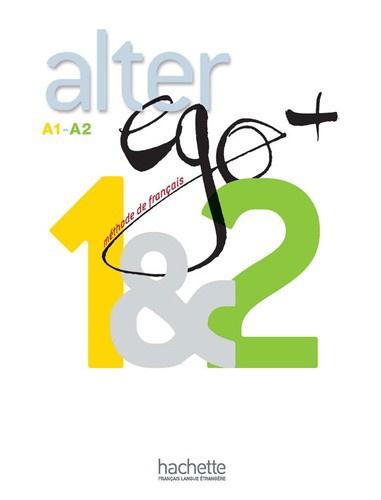 Alter Ego + niveaux 1 & 2 - DVD NTSC