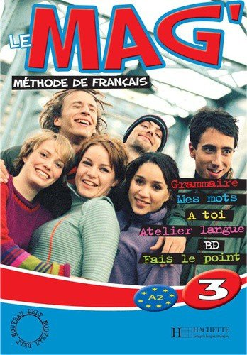 Le Mag' 3 - Méthode de français