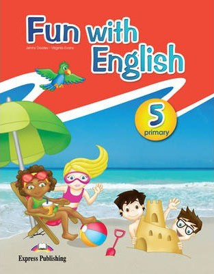 Fun With English 5 Primary Student's Book International
