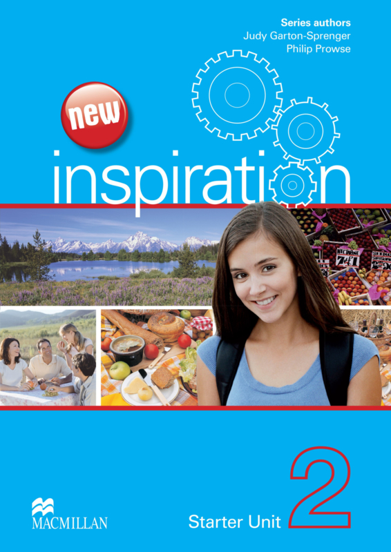 Inspiration New Edition Level 2 Starter Unit Student's Book