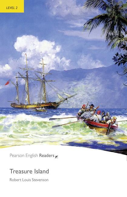 Treasure Island Book