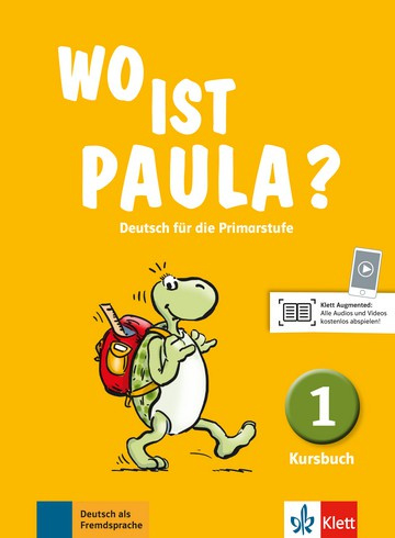 Wo ist Paula? 1 Studentenboek