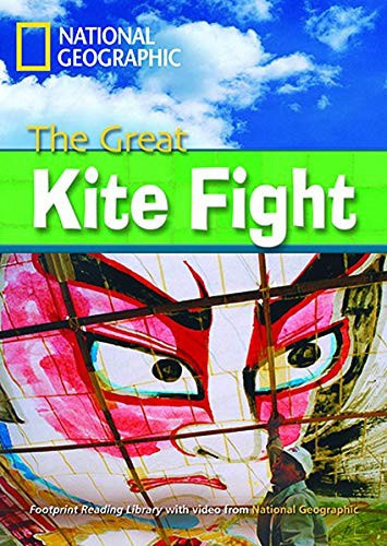 Footprint Reading Library 2200: The Great Kite Fight Book With Multi-rom (x1)