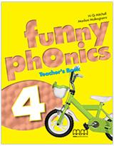 Funny Phonics 4 Τeacher's Book