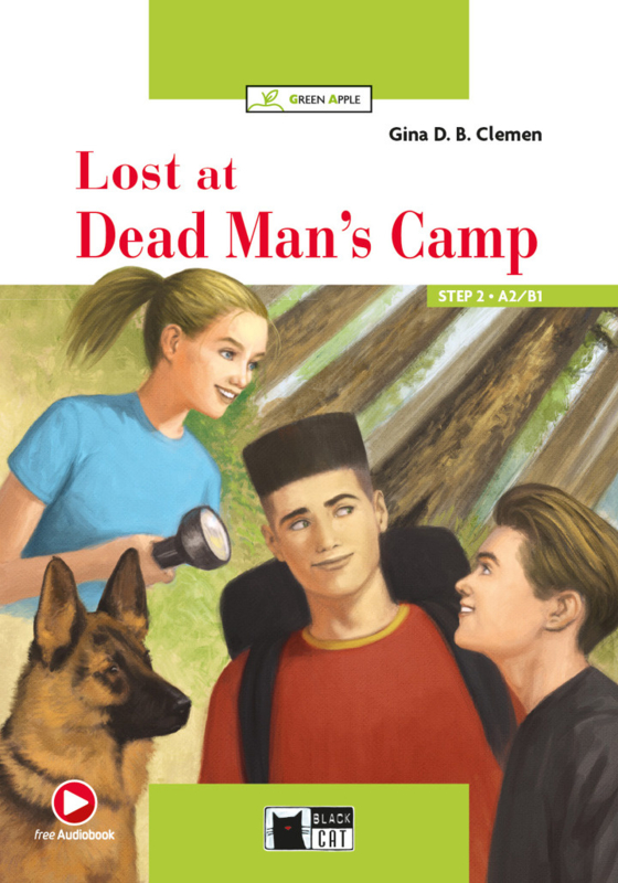 Lost at Dead Man's Camp