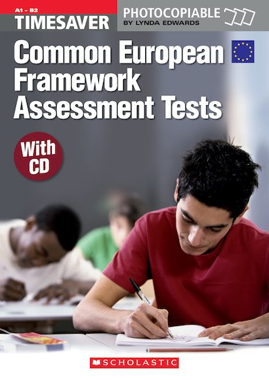 Common European Framework Assessment Tests (with CD)