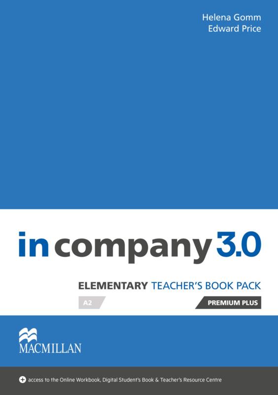 In Company 3.0 Elementary Level Teacher's Book Premium Plus Pack