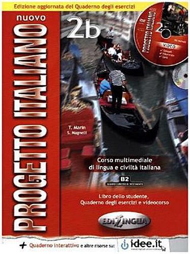 The Italian Project 2B (Split Version) SB + WB + DVD + Audio CD 2