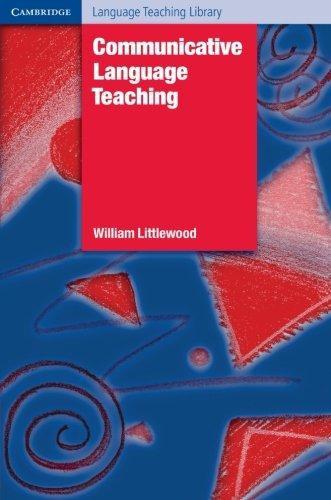 Communicative Language Teaching Paperback