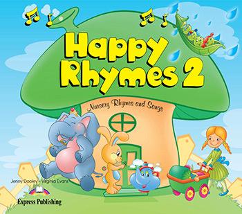 HAPPY RHYMES 2 BIG STORY BOOK (INTERNATIONAL)