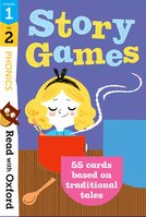 Stages 1-2: Phonics Story Games Flashcards