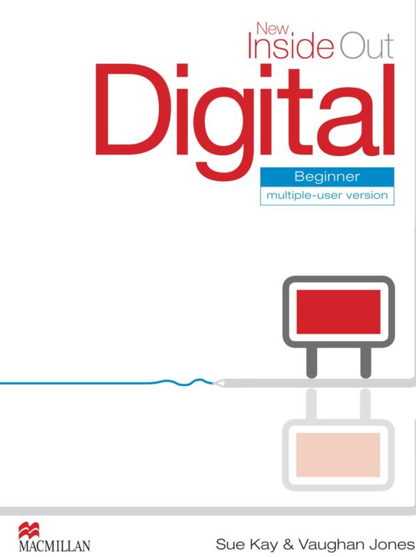 Inside Out New Beginner Digital Multiple user