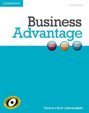 Business Advantage Intermediate Teacher's Book