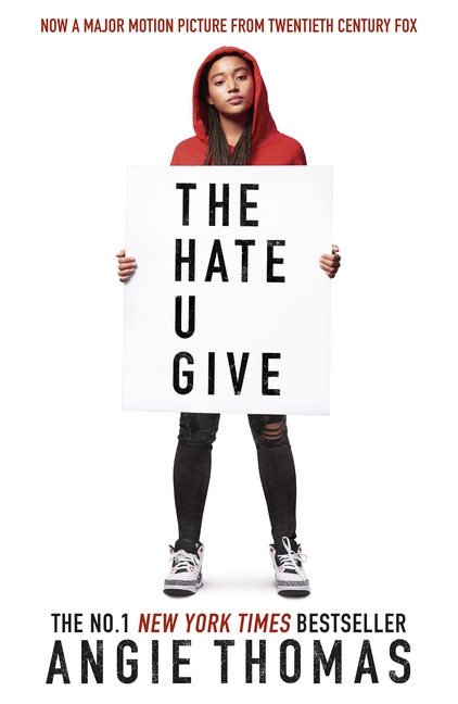 The Hate U Give Movie Tie-in
