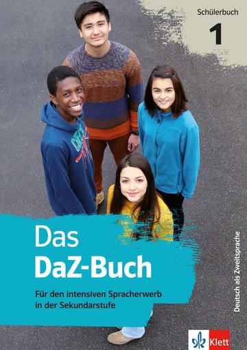 Das DaZ-Buch 1 Schülerbuch + Online-Angebot