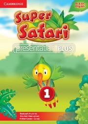 Super Safari British English Level1 Presentation Plus DVD-ROM
