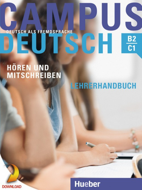 Campus Deutsch - Luisteren en Meeschrijven Lerarenboek als PDF-Download