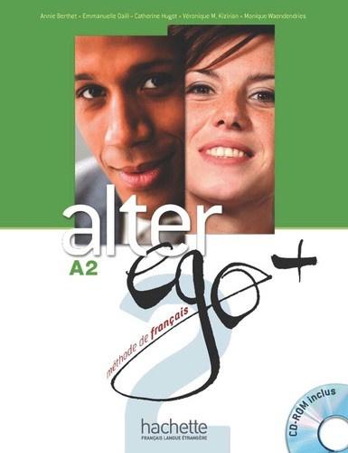 Alter Ego + 2 A2