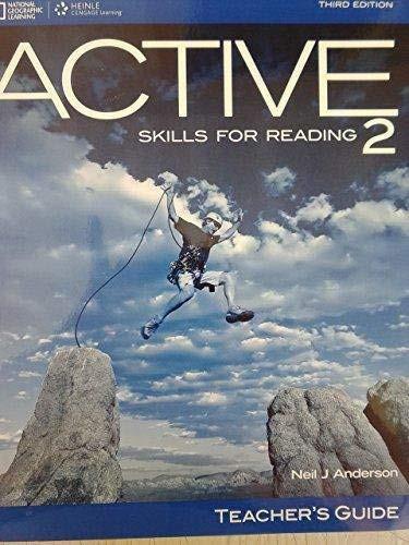 Active Skills For Reading 2 Teacher's Guide 3e