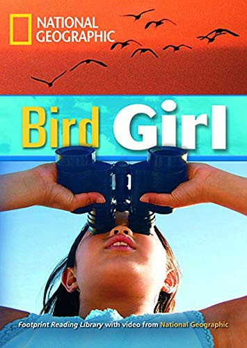 Footprint Reading Library 1900: Bird Girl Book With Multi-rom (x1)