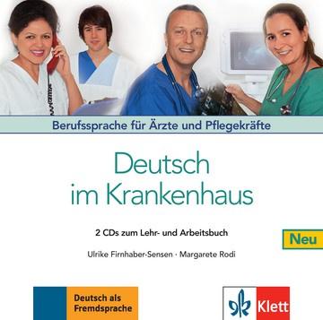 Deutsch im Krankenhaus Neu 2 Audio-CDs