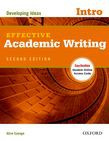Effective Academic Writing Second Edition Introductory Student Book