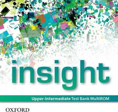 insight: Upper-Intermediate: Test Bank MultiROM
