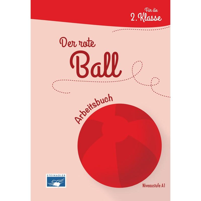 Der rote Ball Arbeitsbuch