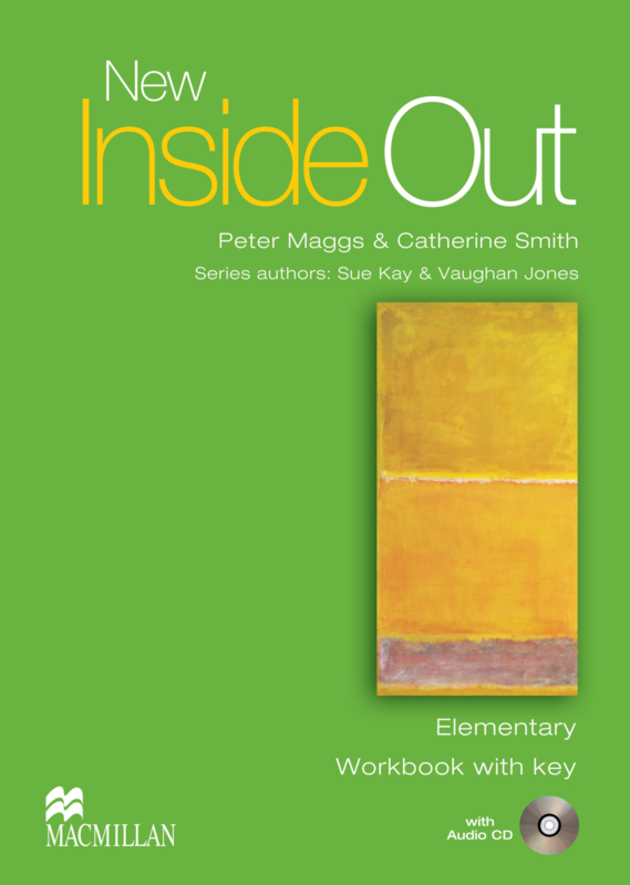 Inside Out New Elementary  Workbook (With Key) & Audio CD Pack